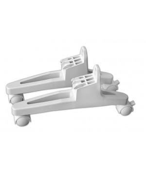 Ножки с колесиками для конвекторов Atlantic