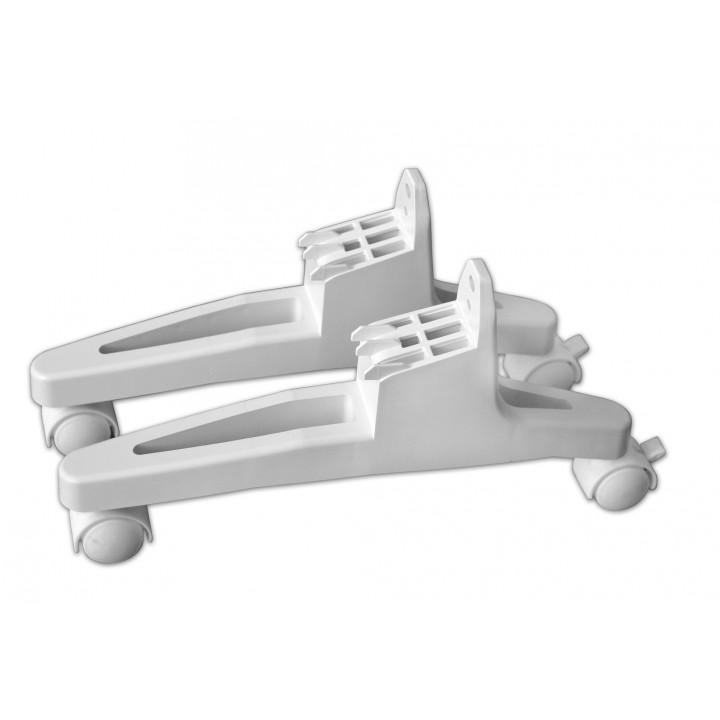 Ножки с колесиками для конвекторов Thermor