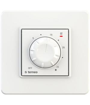 terneo rol, белый - терморегулятор для ИК-обогревателей