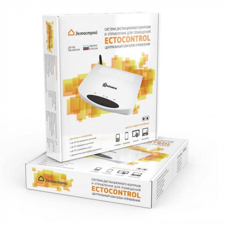 GSM - система EctoCONTROL управление 3