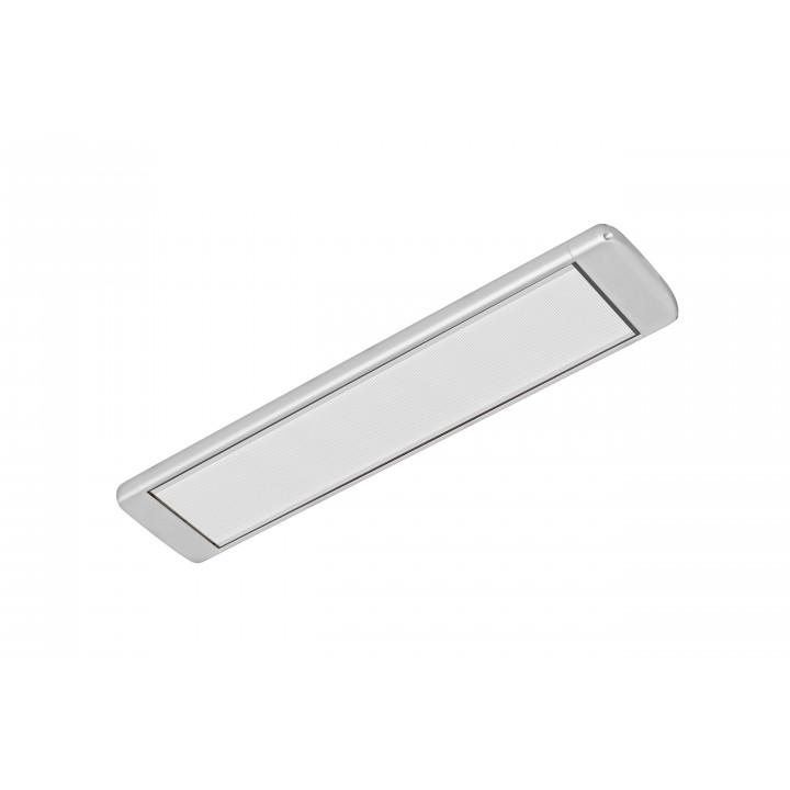 ИК-обогреватель Алмак ИК 8 S (серебро) - 800 Вт, обогрев 8-16 м2