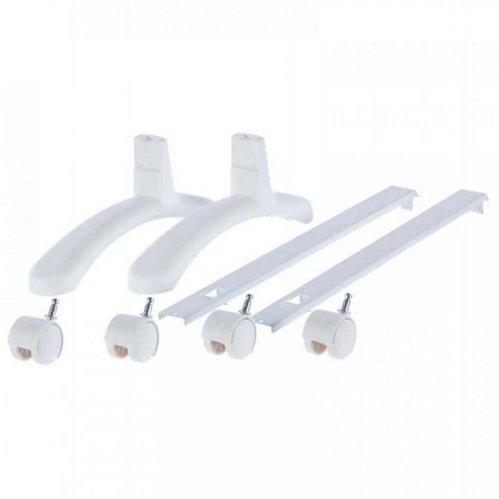 Ножки-ролики FS40 для конвекторов NOBO